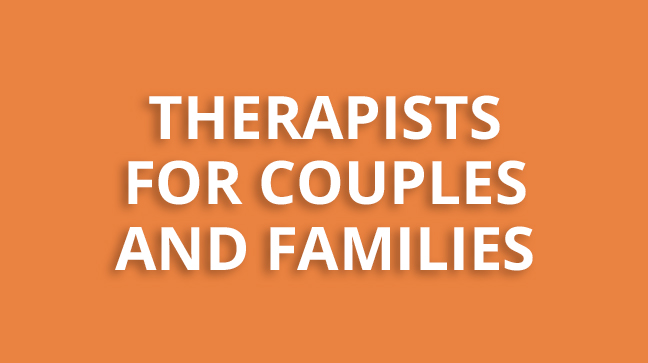 Therapists for couples and families - button