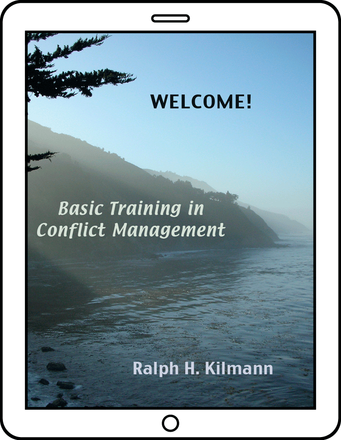 BASIC Training for the Thomas-Kilmann Instrument (TKI)
