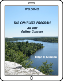 The Complete Program for Conflict Resolution and Change Management