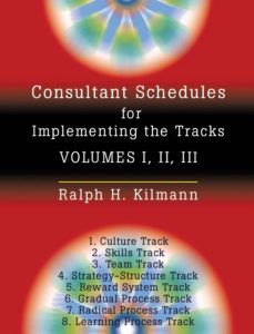 Consultant Schedules for Implementing the Tracks