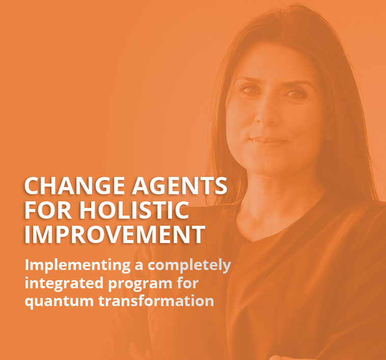 Change Agents for Conflict and Change