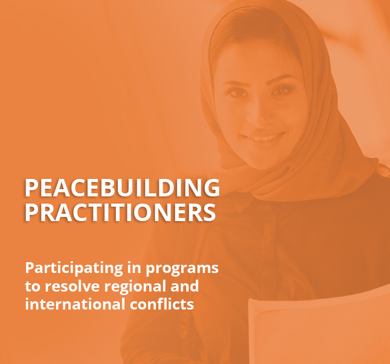 Peacebuilders for Conflict and Change